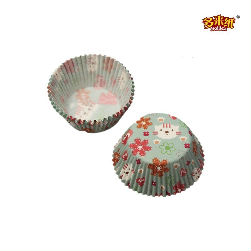Factory design Mini star Passed SGS test paper cake cup /Paper cake Cup Design/White Muffin Papre Cups cake