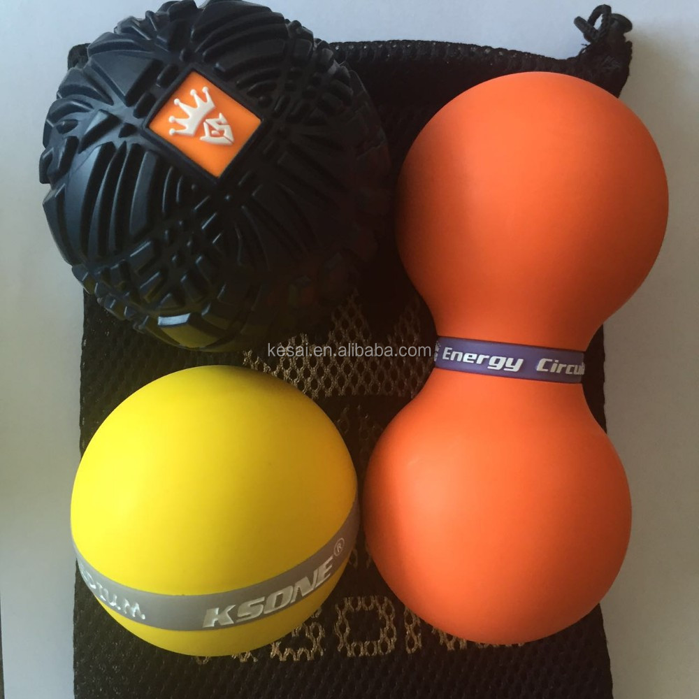 2016 Yoga Therapy lacrosse massage Ball