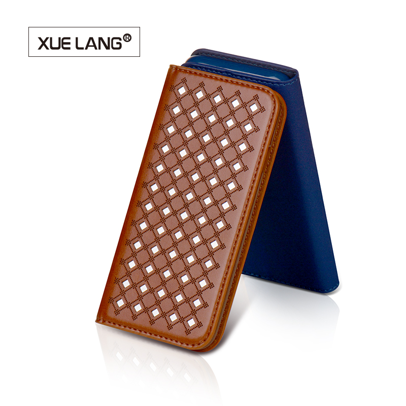 2017 new products Wholesale Cell Phone cover leather mobile cover for galaxy s4 case