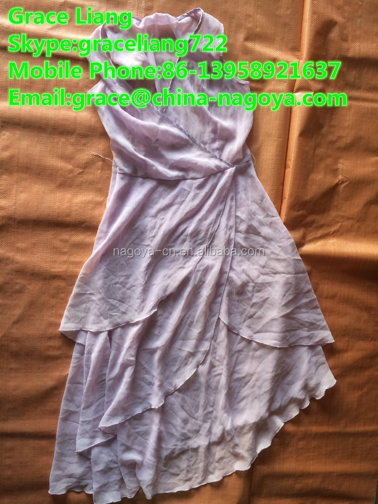 bulk wholesale used clothing and used clothes in bale from China