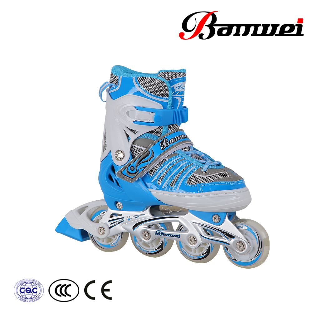 Zhejiang supplier high quality competitive price 4 flash wheels inline skates