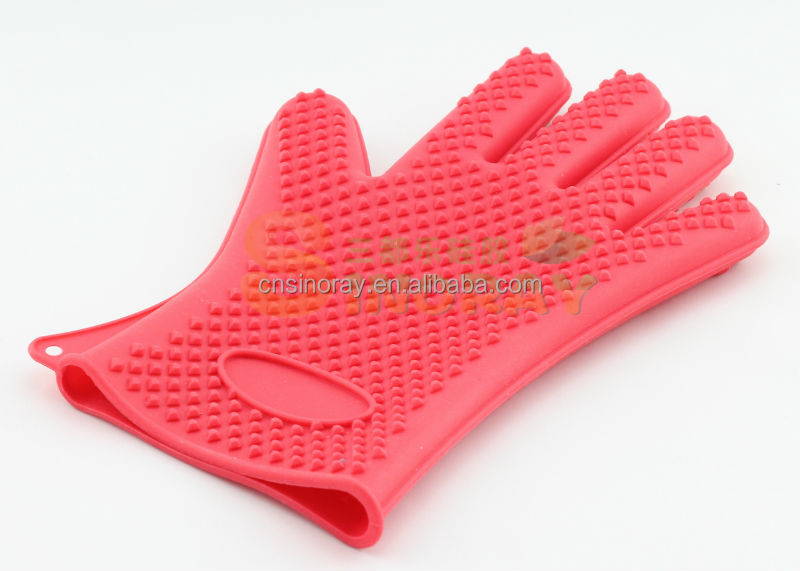 Microwave Safe Silicone Oven Glove