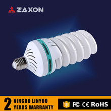 China Factory Direct Sale 65W 2600lm Full Spiral Energy Saving Lamp