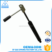 High quality control lockable gas struts gas spring for massage sofa chair