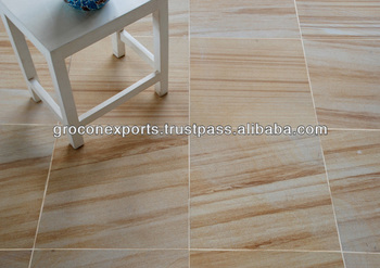 Teakwood Sandstone Tile & Slab