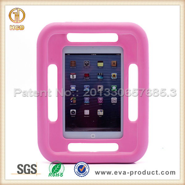 Shock Proof Kids Case Foam 7.9 tablet case with handle for ipad mini 2