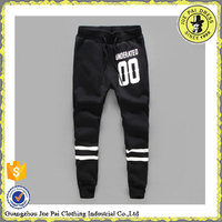 Customized wholesale mens jogging pants design