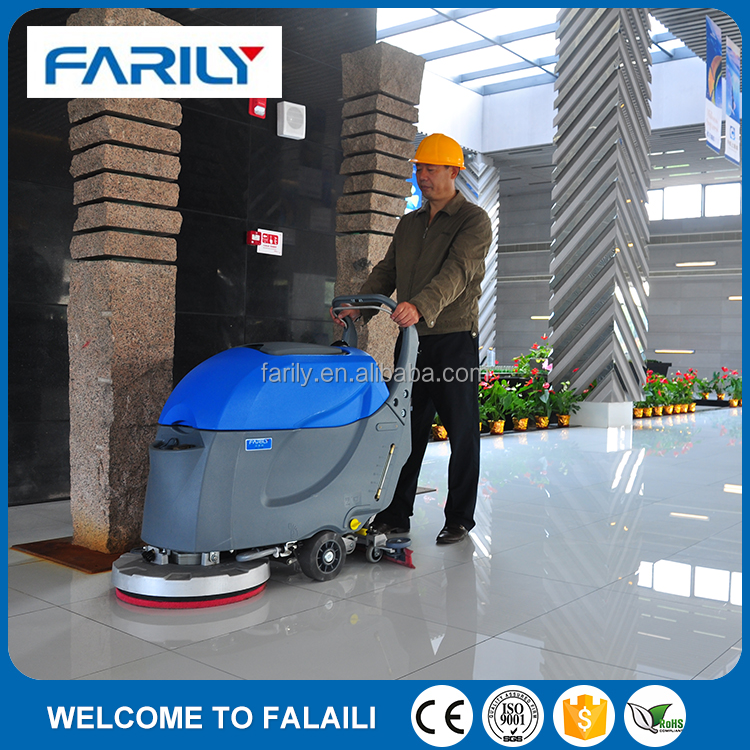 FL50 series high quality industrial floor cleaners scrubbers With Good Service