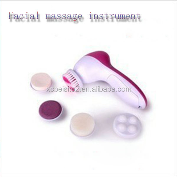 j094 Face head vibrating foot massager as seen on tv