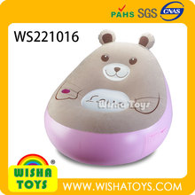 Fashion Lovely Bear Inflatable Air Sofa Chair for Living Room
