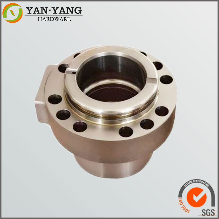 Professional manufacturer custom made cnc machining central machinery parts