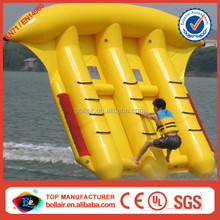Fun play summer flying high speed inflatable boats