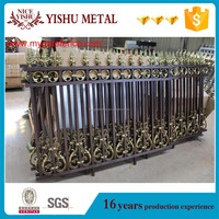 Factory Wholesale Decorative Metal Fence Panels