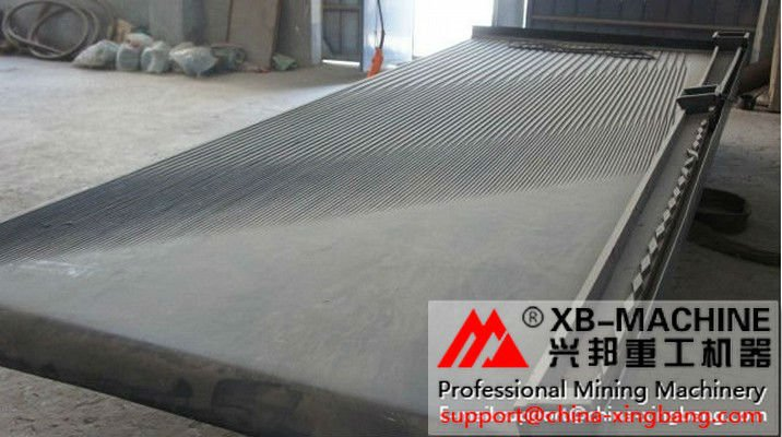 6-S Gold shaking table, Gold Mining equipment ,Gold Refining Equipment