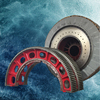 Large Casting Spur Gear Wheel For
