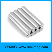 china diametrically magnetized cylinder neodymium magnet