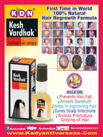 HOT 2015 !! HAIR GROWTH PRODUCT. 100% NATURAL MANUFACTURED IN INDIA BY KDN BIOTECH PVT LTD.
