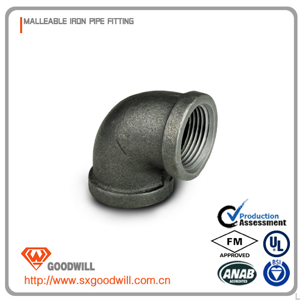 malleable iron u sharp circular box bs4568 electrical conduit box