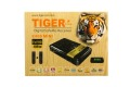 Tiger Decoder full HD DVB-S2 E400 Mini satellite receiver arabic iptv box with LAN and WIFI