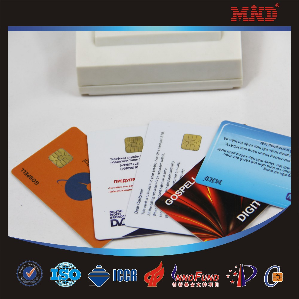 MDC335 read and write FM4428 1K contact ic card