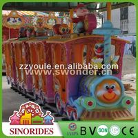 Attraction rides kids fun rides electric train set for adults,electric train set for adults
