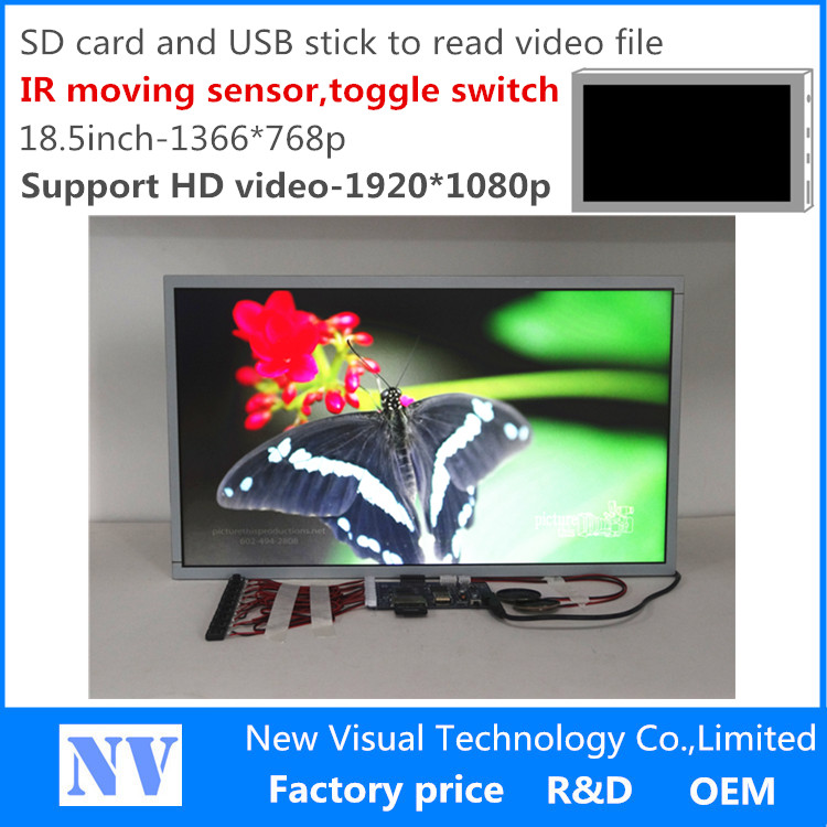 China manufacturer USB stick ad be flash player OEM