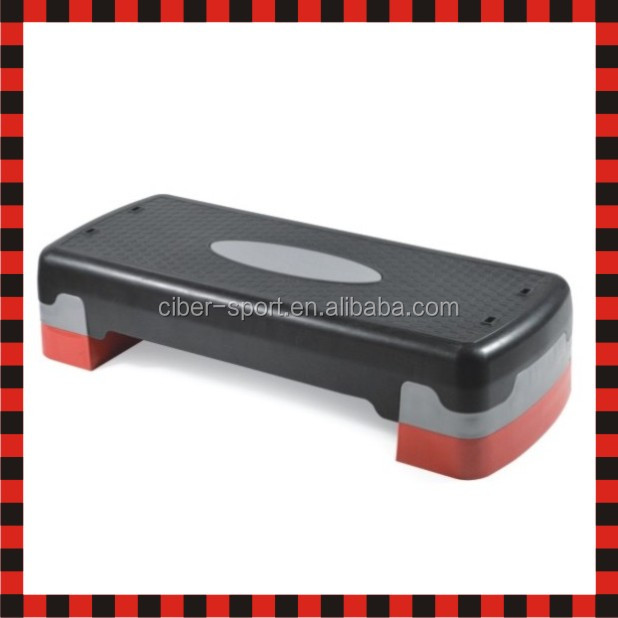 Boarding gym stepper fitness exercise stepping board aerobic step