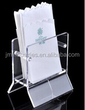 High quality plastic table tissue holder