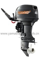 CE-Approved 2 stroke 40hp YAMABISI outboard motor/engine