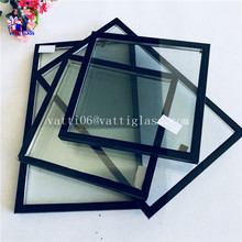 5mm+9A/12A+5mm Tempered Low-e Insulated Glass for Curtain Walls
