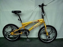 "20"" BMX exercises freestyles 20"" frame bike"