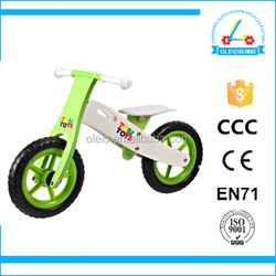 sports safety 2 wheels kick bike for sale made in china