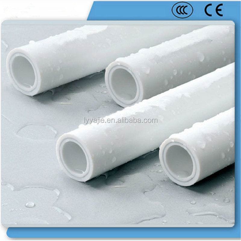 plastic hot water heating pipe for home solar system