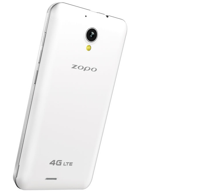 Unlocked ZOPO ZP320+ 4G FDD-LTE Android 4.4 KitKat MTK6582 Quad Core 8MP Dual Sim With 5.0inch OTG Phone
