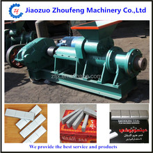 coal powder coconut shell charcoal briquette machine silver charcoal bar making machine price