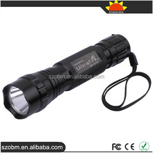 Hot Sale WF-501B high power 395-400nm 1W UV Gun Flashlight Torch