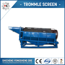 Gold Mining Plant For Sand Gravel Washing / Mini Drum <strong>Screen</strong> Price