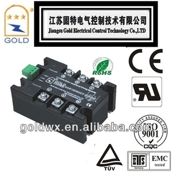 three phase AC motor reverse controller