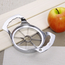 WB ZH007 Durable Manual Kitchen Tools Gadget Sharp Anti Rust Stainless Steel Apple Fruit Corer Cutter With Customized Packing