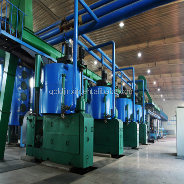 Adopt advanced technology machine to make coconut oil