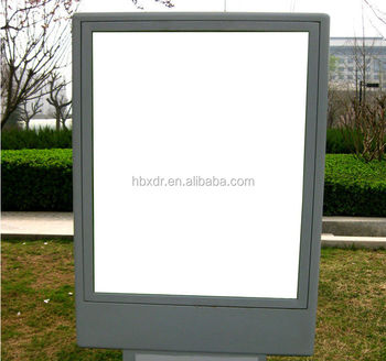 advertising profile aluminum anodized