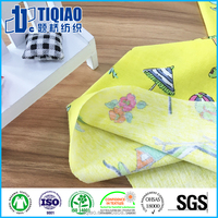 Reactive cotton fabric printed for kids summer wear