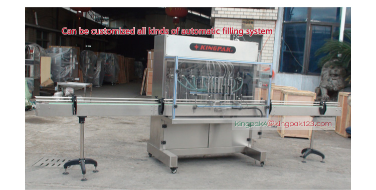HP-C Single Head Semi Automatic Liquid Filling Machine Price