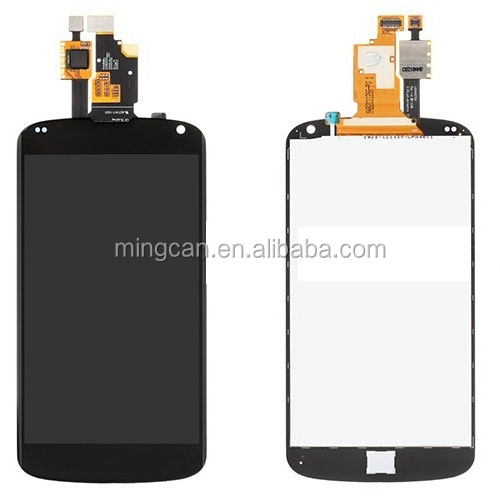 for lg nexus 4 e960 lcd touch screen replacement