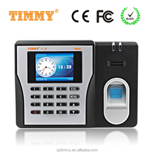 USB TCP/IP RS485 standalone portable biometric fingerprint time attendance with free SDK(TM60)