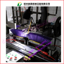 Automatic Brush Flocking Machine/5 axis broom flocking machine/broom making machine