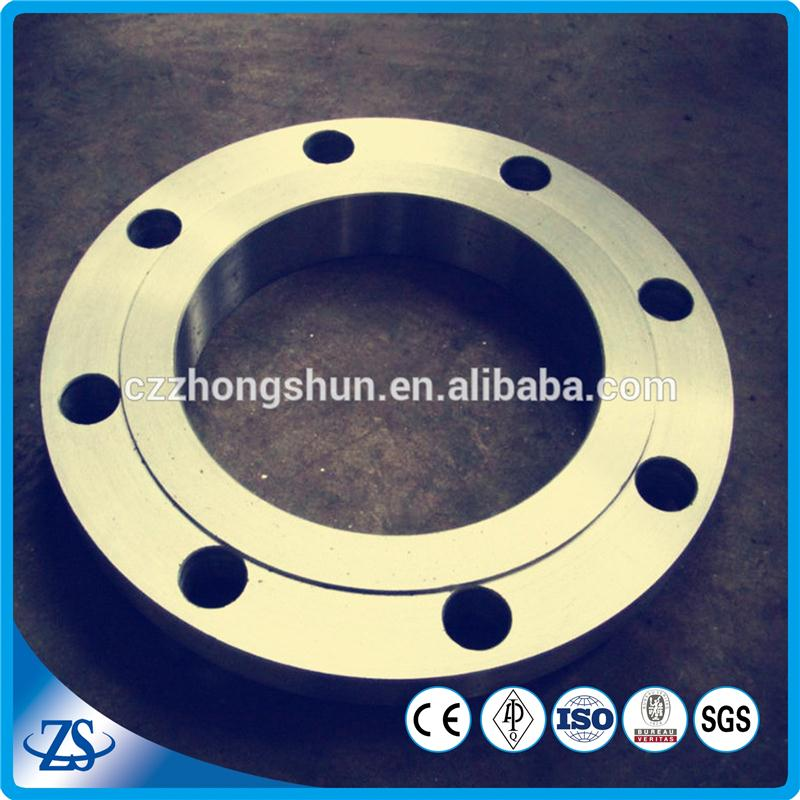 welding neck and slip on flange with high standards for pipeline