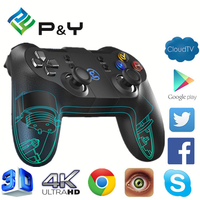 2017 home used GameSir T1S Gamepad Wireless Blutetooth Controller bluetooth 4.0 Zero Delay wholesale online controlling