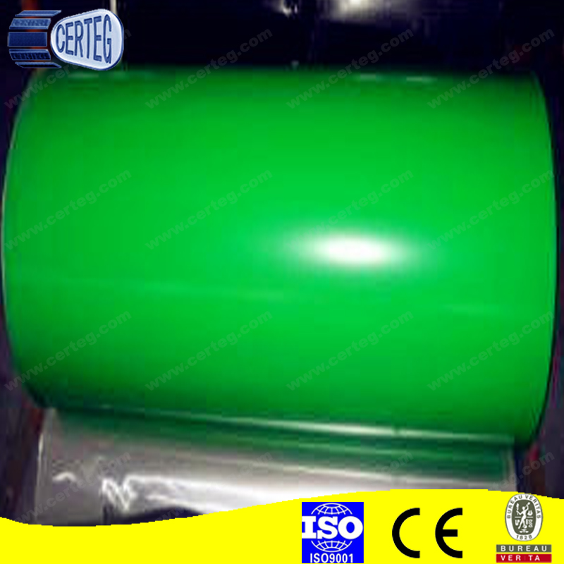 Anti- static electricity Color Coated Aluminum Coil