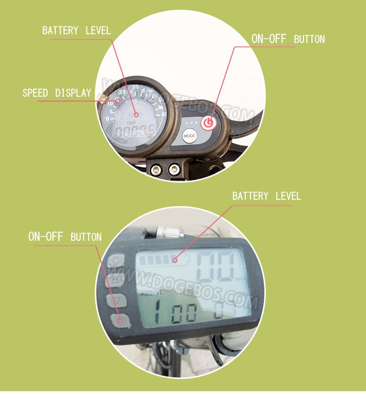 factory wholesale 350W/500W/800W green energy three wheel bicycle